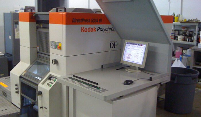 London Printing Equipment